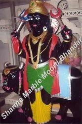 Sani Dev Black Marble Moorti
