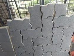 Grey Zig Zag Tiles