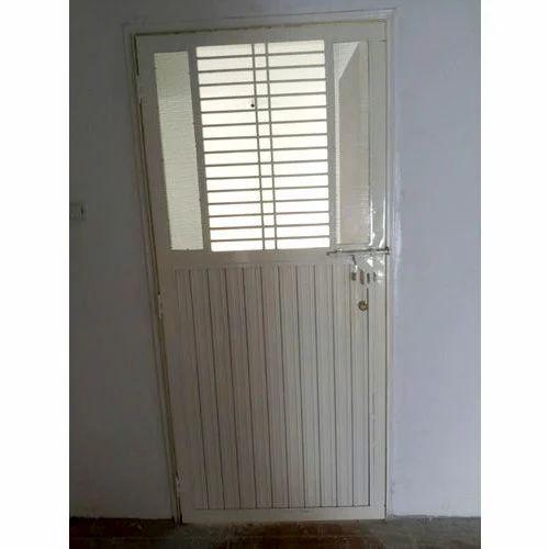 MS Safety Door  sc 1 st  IndiaMART & Ms Safety Door Mild Steel Safety Door - D. N. Enterprises Pune ...