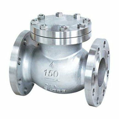 Wcb Swing Check Valve Flanged Ansi 150 4 Quot Dn 100