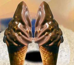 Choco Crunch Soft Sunday Cone