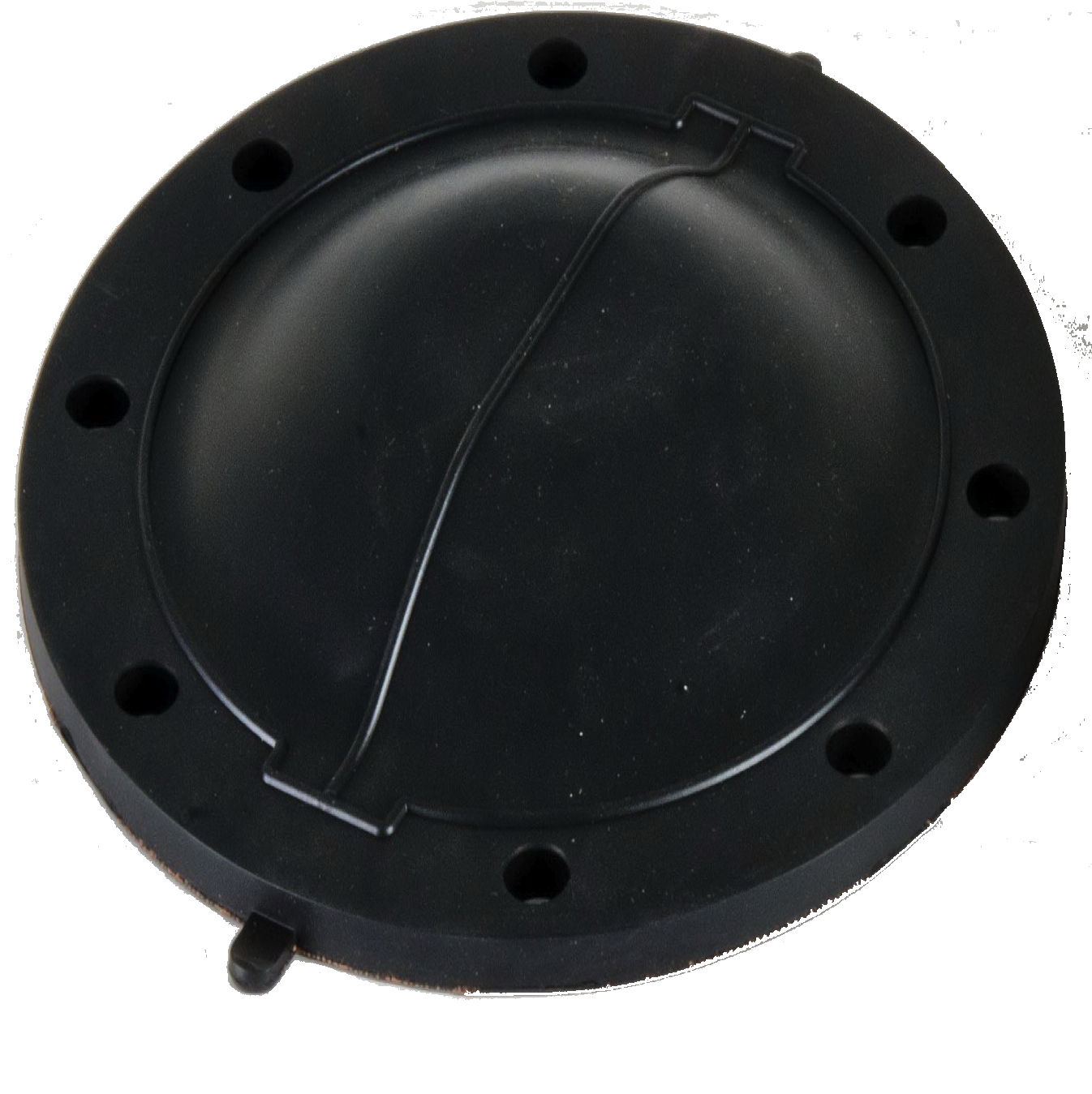 Black Fabric Reinforced Rubber (Rolling) Diaphragm, Rs 100 /number | ID:  11903197248