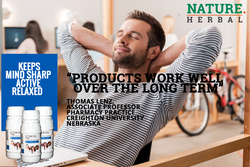 Nature Herbal Stress Free Supplement