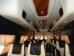 Passenger Force Traveler Interior Fibre Interior