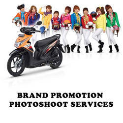 Brand Promotion Photoshoot Services