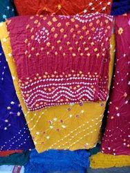 bef2514cb5 Chunaris, Kolkata - Manufacturer of Bandhani Dress Material and ...