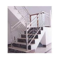 Designer Stainless Steel Stair Railing