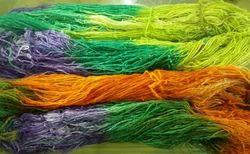 Space Dyed Cho-Cho Carpet Yarn