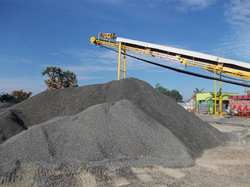 Aggregates for Building Construction
