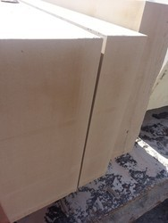 sand stone White Block sandstone, Size: 4*8*4, Thickness: 4fit