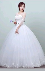 Gownlink Christians Wedding Gown Catholic Gowns White Wedding Frock