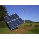 Solar Panel Wind Hybrid System