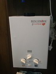 Benchmark Gas Geyser Robust Design 6 Litre Capacity