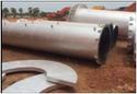 Mild Steel Chimney Fabrication Job Work