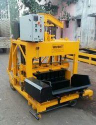 Fully Automatic Block Laying Machine, Capacity: 2500-3000 bricks per hour