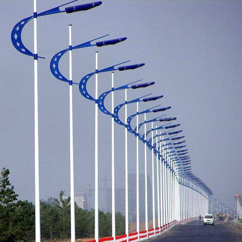Aluminum Street Light Poles Rs 3000 Piece Fabiron