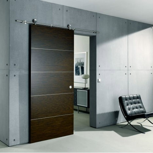 Indigatech Garage Doors Sliding Wooden Doors