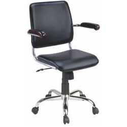 Leather Boss Chair