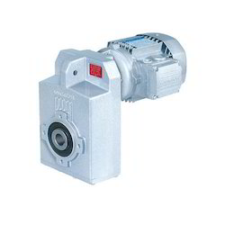 F Series Shaft Mounted Gear Motors