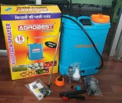 Battery Operated Agrobest Power Knapsack Sprayer