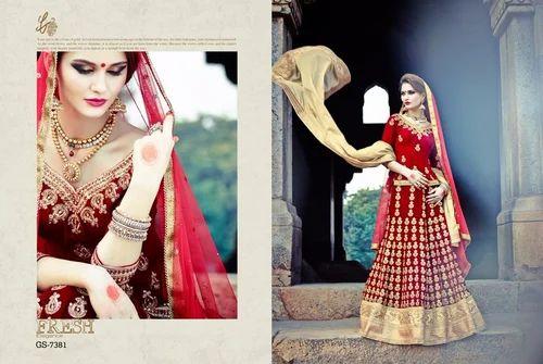 280f4d07a3e Punjabi Lehenga for Wedding at Rs 10500  piece(s)