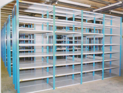 Slotted Rack Angle Type