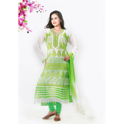 eb686c79c5 Unstitched Georgette Pakistani Designer Suit, Rs 850 /piece | ID ...
