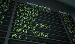 Destination LED Board