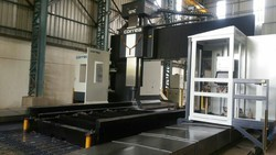Hemming Die VMC Machining X 8000mm  Y 4250mm   Z 2000mm