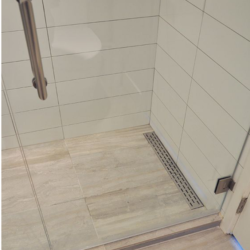 Exceptionnel Long Shower Drain