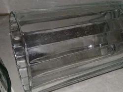 Transparent Drinking Glass