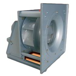 Free Running Impellers Plug Plenum AHU Fan