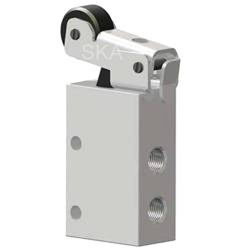Pneumatic Lever Operated Valve