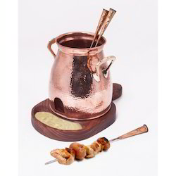Copper Table Tandoor