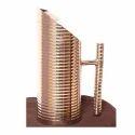 Golden Copper Water Jug