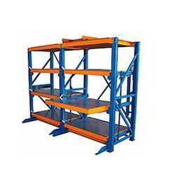 mould racks are very convenient to use die mould storage devices with a built in lifting and lowering chain hoist the drawers are sturdy and can be