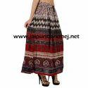 Rayon Skirts