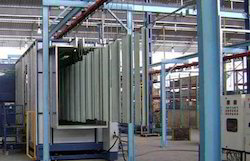 Conveyor Painting Plant