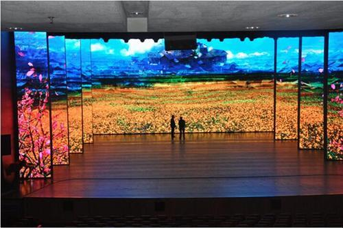 Indoor LED Video Wall - LED Display wall Manufacturer from Bengaluru
