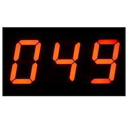 3 Digit Digital Counter