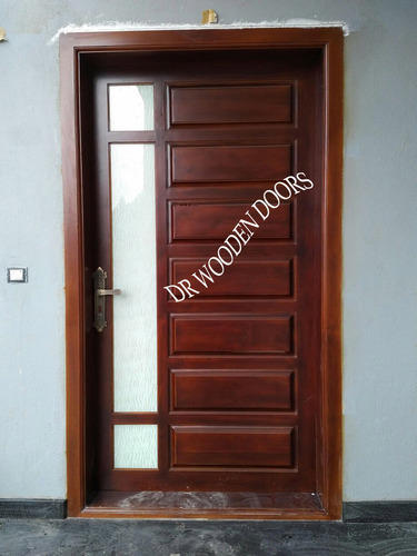 Teak Wooden Door Teak Wood Door Manufacturer From Coimbatore