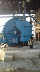 Veesons 2 Tons Package Boiler Coal Wood Fired