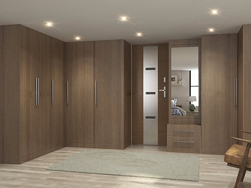 L Shape Wardrobe At Rs 1200 Square Feet L Shape