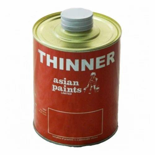 Asian Paints Thinner एश यन प ट स प ट थ नर