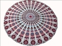 Indian Cotton Mandala Round Wall Hanging