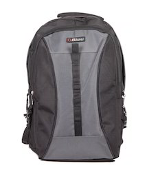 Black & Grey Backpack