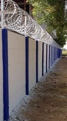 Commercial Fencing Wall
