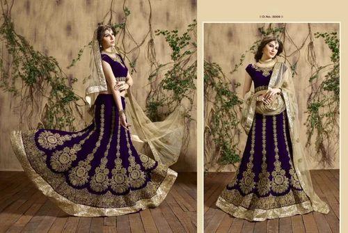 Bridal Lehengas Indian Bridal Reception Lehenga Manufacturer From Surat