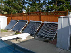 SUN HETAR Integral Collector (Batch System) Solar Swimming Pool Heating System, Capacity: 5000 LPD - 1LAC LPD