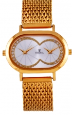 Ladies Gold Chain Watches